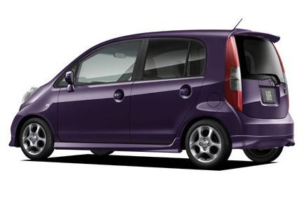 紫色のLIFE