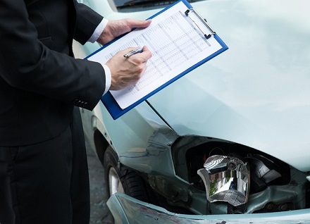 事故車の査定