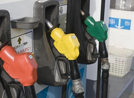 3種の給油ポンプ
