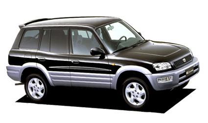 1998年頃のトヨタRAV4L