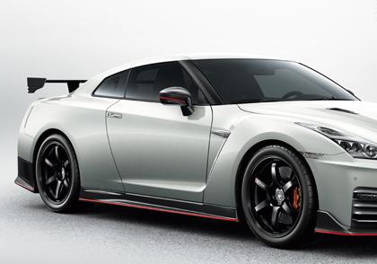 GTRのタイヤ