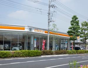 トヨタカローラ神奈川 加瀬店