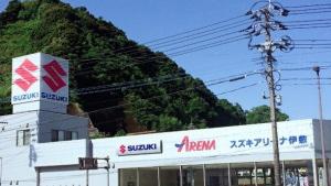 スズキ自販鹿児島  伊敷中古車センター