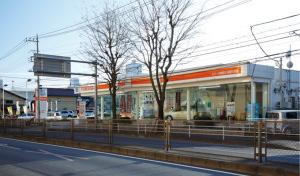 トヨタカローラ神奈川 相模大野店