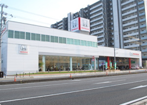 ホンダカーズ静岡 東静岡店