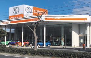 トヨタカローラ愛媛 松山東店