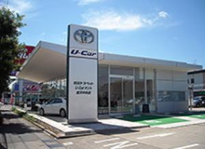 石川トヨペット U-Car タント 金沢中央店