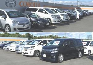 トヨタカローラ三重株式会社 U-Car四日市本社店