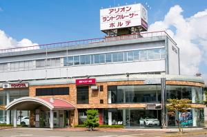 福井トヨタ自動車