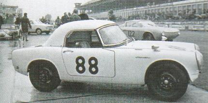 レースに参加したS600
