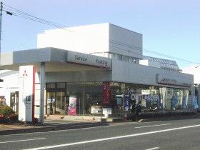 東日本三菱自動車販売 クリーンカー内郷