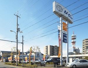トヨタカローラ高知 金田店