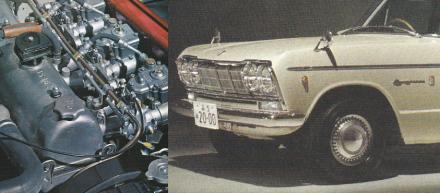 スカイライン2000GTエンジン