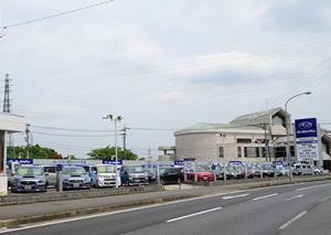 千葉スバル自動車 カースポットウィング成田