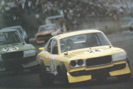 サバンナのレース