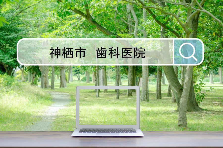検索窓とキーワード入力のイメージ