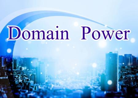 ドメインパワーの英語の文字